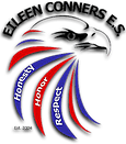 Conners Elementary Eagles logo