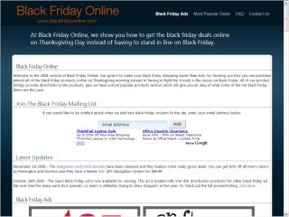 c5051d1d0fd34329bea876ceab10cfda Don't get trampled on Black Friday