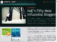 NXE – 50 most influential bloggers