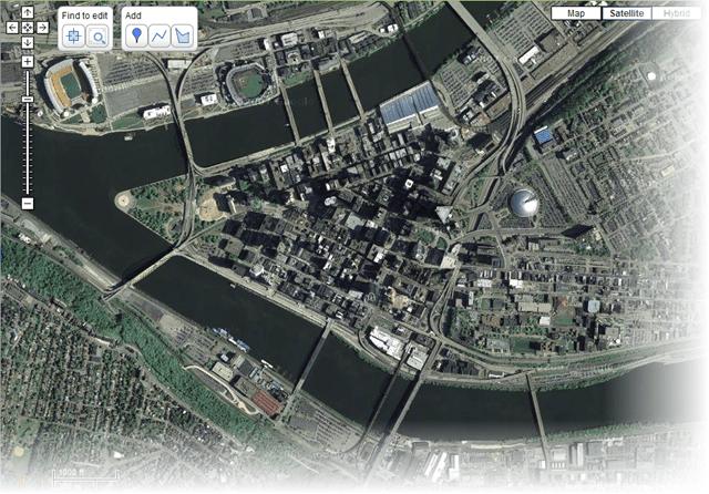 Google Releases MapMaker
