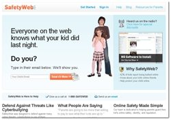 Image representing Safetyweb as depicted in Cr...