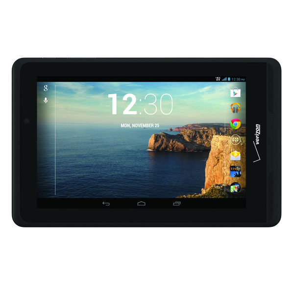 Ellipsis 7 Tablet Available Nov. 7 Exclusively from Verizon Wireless