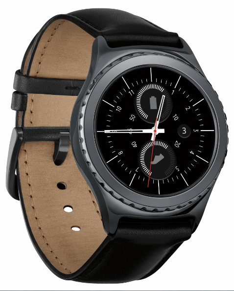 Samsung Gear S2 Classic will be available for preorder Feb. 23