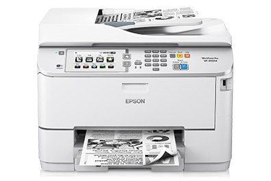 Epson WorkForce Pro M5000 Series Monochrome Printers Maximize Business Productivity