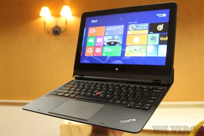 Lenovo ThinkPad Helix The Verge