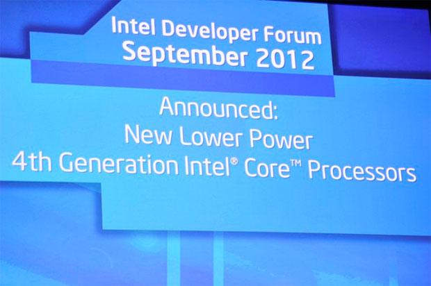 Intel 4th Gen Core