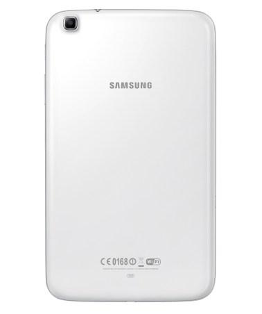 Samsung Galaxy Tab 3 8 back