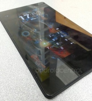 New Nexus 7 leak
