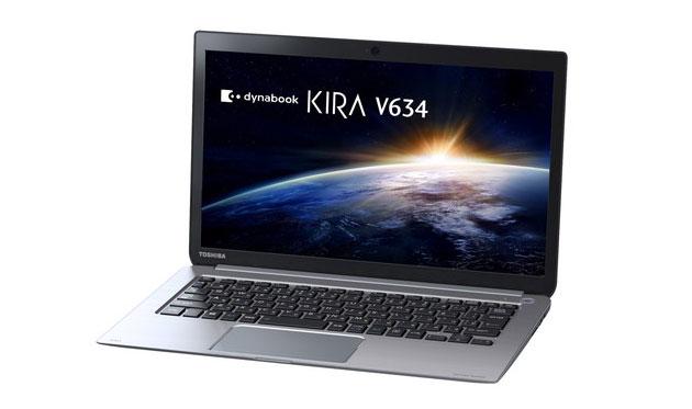 Toshiba Dynabook KIRA V654
