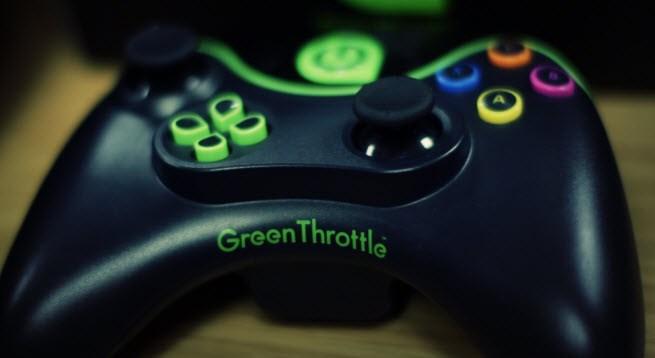 Green Throtle Games