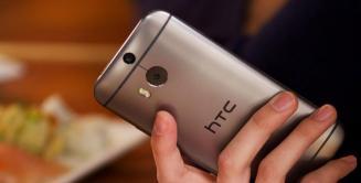 HTC One M8 back