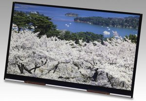 Japan Display 4K display for tablets