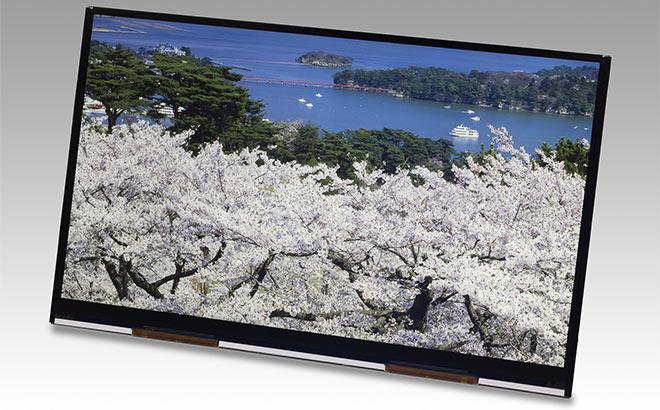 Japan Display 4K display for tablets