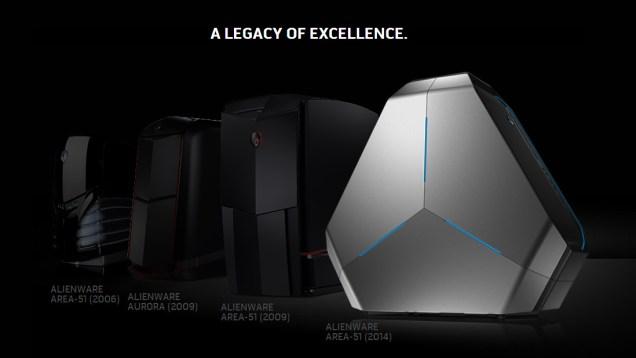 Alienware Area-51 Legacy