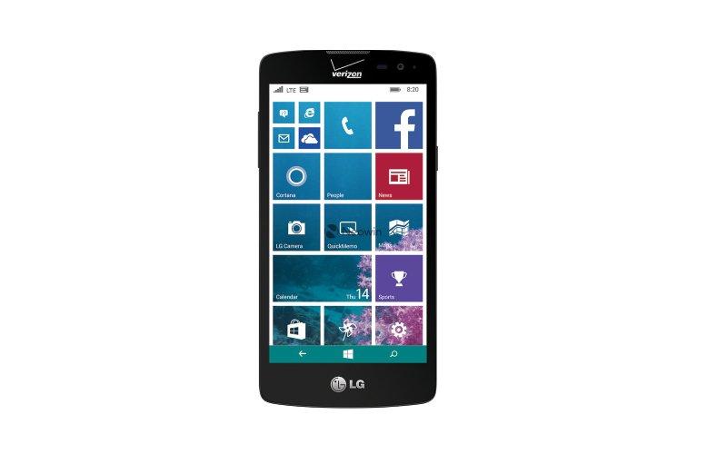 LG Windows Phone 2015 leak