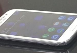 Samsung Z2 leak