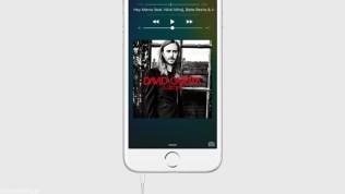 Apple iOS 9 Suggested Music