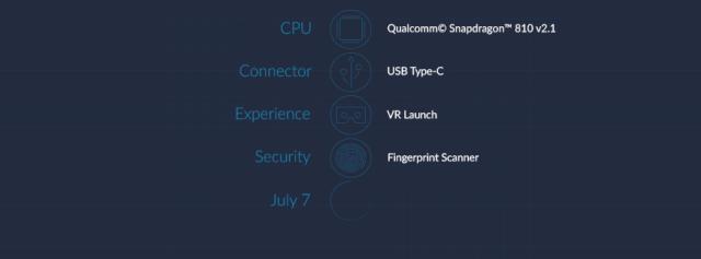 OnePlus 2 Fingerprint Scanner teaser