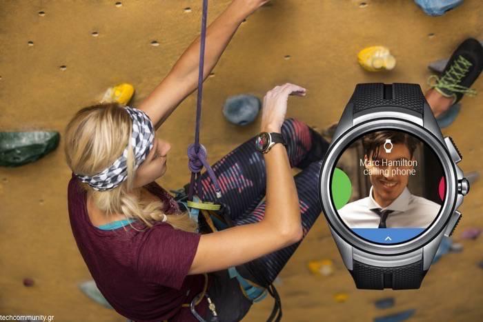 LG Watch Urbane 2nd Edition 3