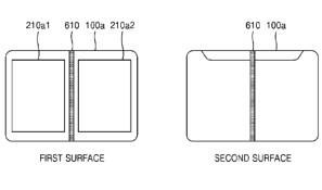 Samsung foldable tablet patent (6)