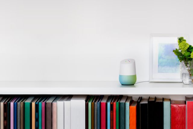 The Google Home Device