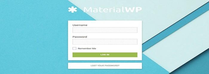 Material WP