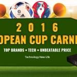 Gearbest TV Box Sale – 2016 European Cup Carnival