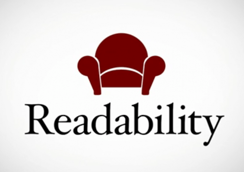 Readability – Declutter the Web