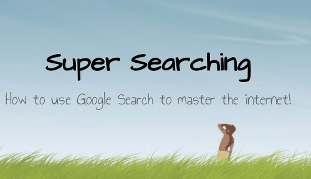 Simple Search Lesson