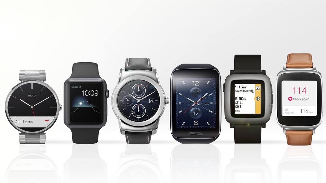 smartwatches in smartwearables