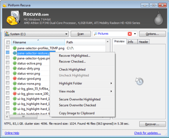 best-free-recovery-software-recuva