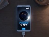 Samsung's Amazing Power Saving Alarm App