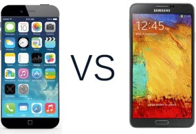 iPhone 6 Vs Samsung Galaxy Note 4 Comparison of Specs and Features