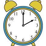 clock-clip-art-alarm-clock fr ClipArt Panda