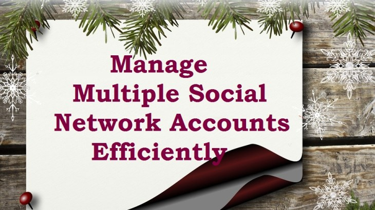 Manage Social Media Apps Simultaneously