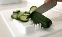 Gadget για την κουζίνα για τους ανθρώπους με ένα χέρι