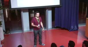Pre-release React Native talk at Facebook's London Office – React.js User Group