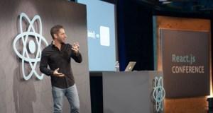 React.js Conf Keynote Facebook