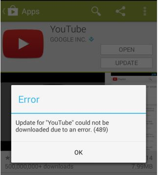 how to fix error 403 in play store