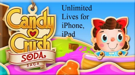 How to get unlimited lives in Candy Crush Soda for Apple iPhone and iPad