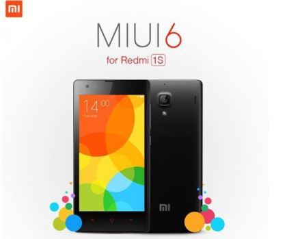 xiaomi redmi 1s gets miui 6 update link and how to flash device