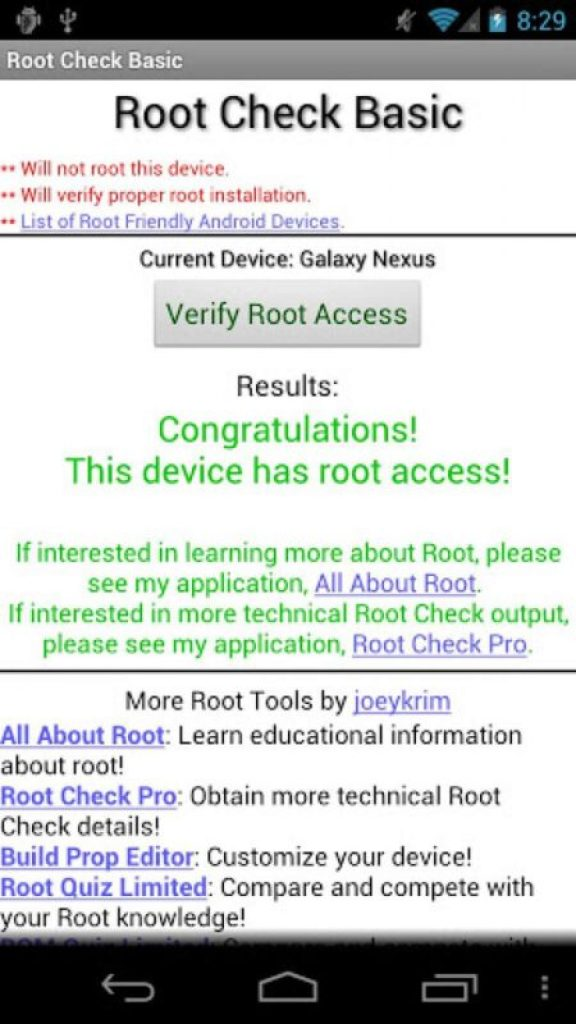 Root Infinix Hot Note X551 Without PC