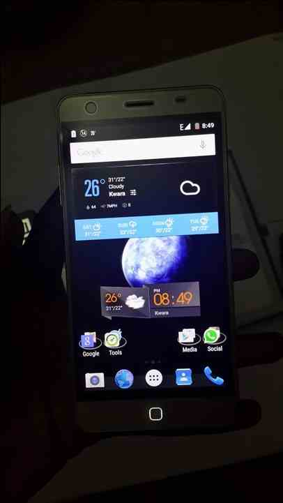 Elephone P7000 review 8