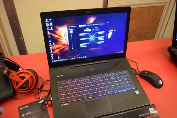 MSI GS72 Pro Stealth