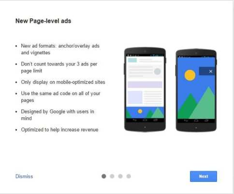 New Page-level ads