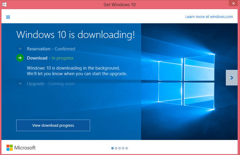 Microsoft Is Auto-Downloading Windows 10 To Windows 7 and 8.1 Users Without Permission