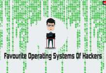 Favourite Operating Systems Of Hackers