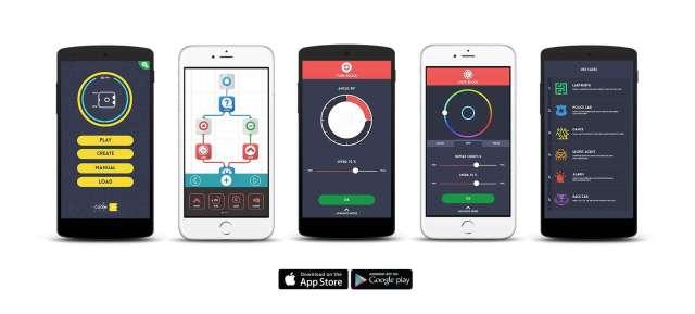 codie robot app