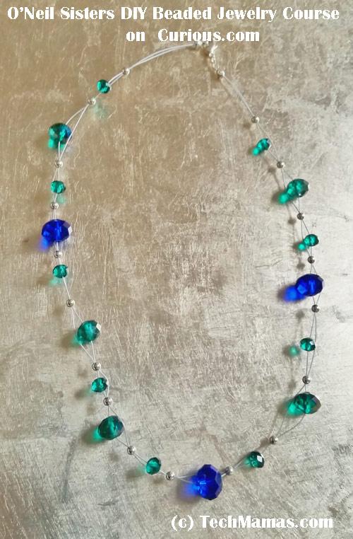 DIY Beaded Jewelry O'Neil Sisters Curious.com
