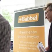 Babbel -TSJFair May 2014 (2)